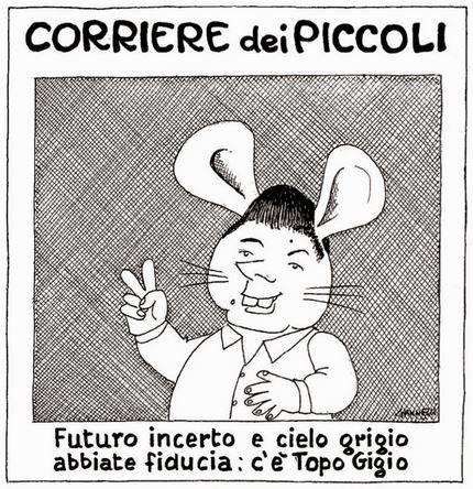 """L'ILVA di Taranto ed il topolino """"avvelenato"""" di Renzi!"""