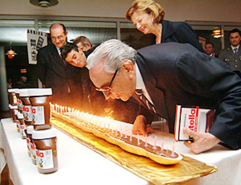 Michele Ferrero – L'ultimo imprenditore iluminato