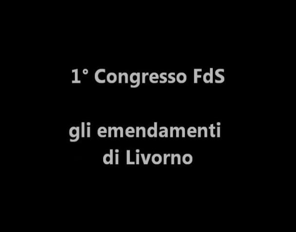 congresso-fds-gli-emendamenti-di-livorno