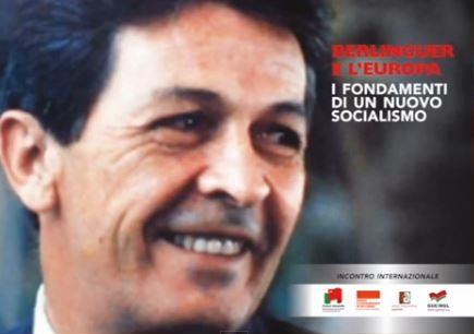 Berlinguer e L'Europa – Bilancio del convegno