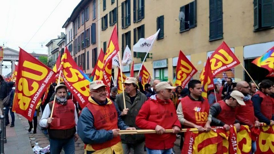 Milano, 1° maggio. Una manifestazione partecipata, giusta e necessaria