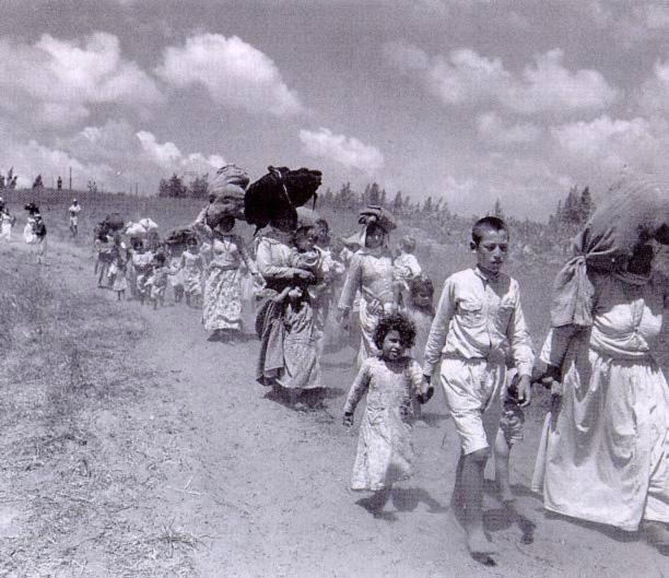 NAKBA – Catastrofe Palestinese : 14 maggio – Iniziativa per non dimenticare
