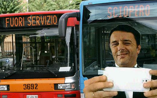 Il 15 maggio un grande sciopero degli autoferrotranvieri: ma non basta!
