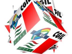 Logo Cgil Cisl Uil
