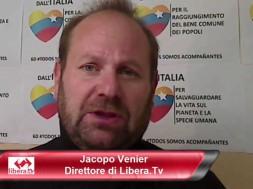Jacopo Venier per il Venezuela