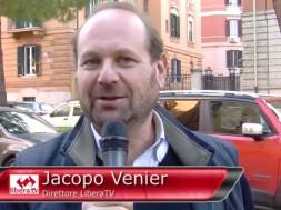 Iacopo Venier direttore Libera.Tv
