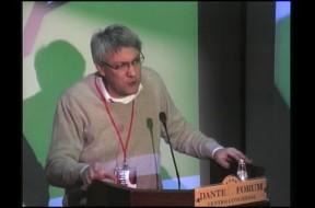 Maurizio Landini alla Assemblea FIOM