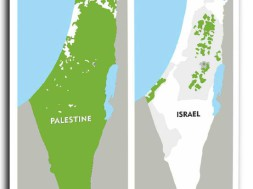 Palestina ieri e oggi