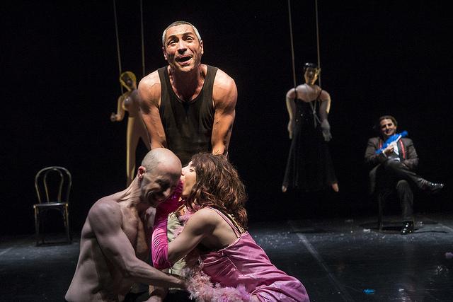 RomaEuropa Festival: Operetta burlesca. L'essenziale visibile agli occhi