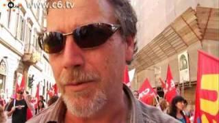 c6-tv-servizio-sulla-manifestazione-nazionale-contro-la-manovra-massacro
