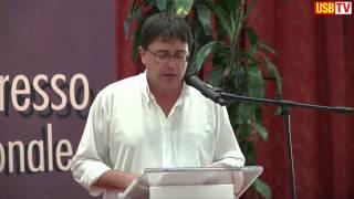 congresso-usb-relazione-introduttiva-di-tomaselli