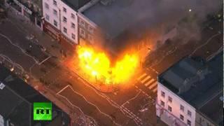 london-riots-auto-ed-edifici-in-fiamme-nei-quartieri-di-peckham-croydon-hackney