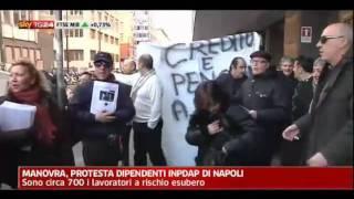 napoli-28-dicembre-2011-inpdap-proteste-contro-la-soppressione-dellente-sky-tg24
