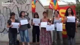 roma-1-settembre-2011-educatrici-a-lutto-per-morte-dei-nidi