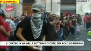 roma-14-settembre-2011-repressione-a-montecitorio-corriere-tv