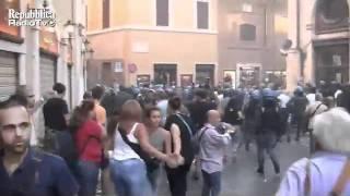 roma-14-settembre-2011-repressione-a-montecitorio-repubblica-tv