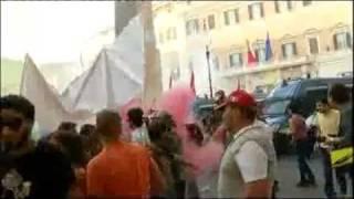 roma-14-settembre-2011-repressione-a-montecitorio-tvn24-polonia