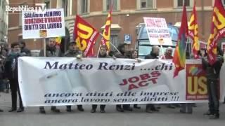 roma-16-gennaio-2014-contro-il-jobs-act-mobilitazione-usb-repubblicatv