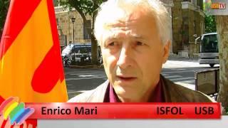 roma-23-maggio-2012-isfol-presidio-lavoratori-contro-soppressione-ente-usb-tv
