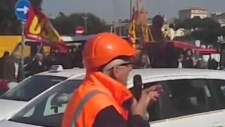 roma-24-marzo-2012-ferrovieri-in-sciopero-presidiano-termini-prismanewsvideo