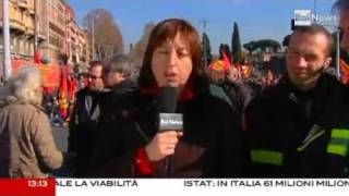 roma-27-gennaio-2012-rainews-2-manifestazione-sciopero-generale