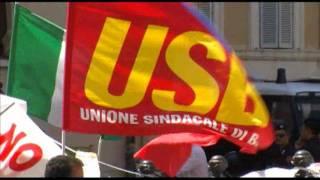 roma-28-giugno-2011-precari-cri-a-montecitorio-libera-tv