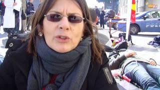 roma-29-febbraio-2012-sanita-presidio-e-flashmob-contro-i-tagli-polverini-usb-tv