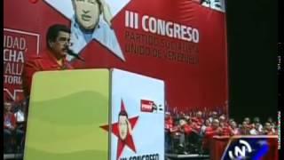 venezuela-iii-congreso-psuv-nicolas-maduro-eletto-presidente