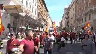 vigili-del-fuoco-bloccato-il-centro-di-roma