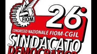 xxvi-congresso-nazionale-della-fiom-cgil-secondo-giorno-mattina
