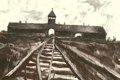 Il campo di Auschwitz