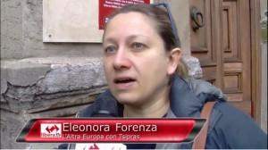 Elonora Forenza - Eurodeputata