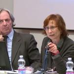 Gianni Peteani e Tullia Catalan