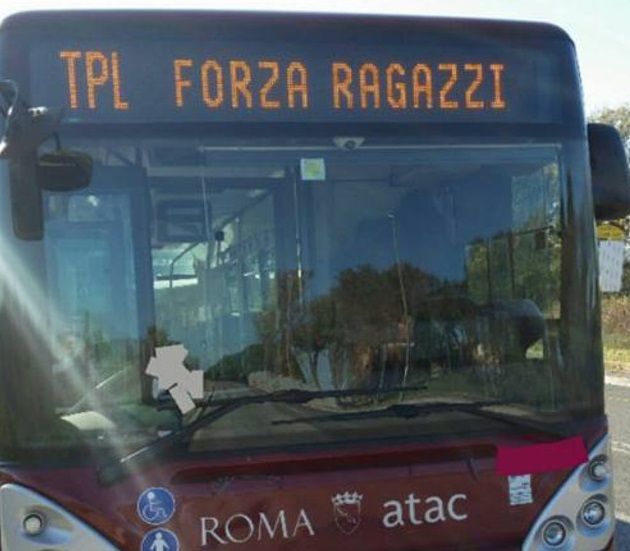 Blocco della Roma Tpl: un caso di scuola