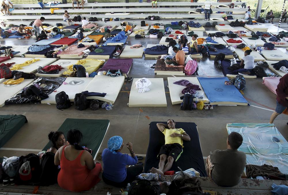 CUBA : La crisi dei migranti e le contraddizioni di Obama