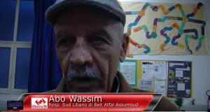 Abo Wassim- Responsabile per il Sud Libano di Beit Atfal Assumoud