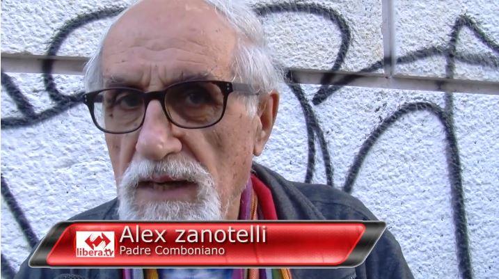 LIBIA : Appello di Alex Zanotelli contro la guerra