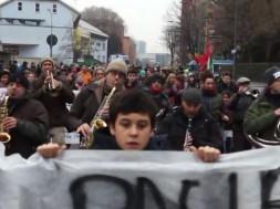 Corteo Antifascista a Milano