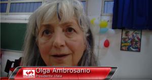 Olga Ambrosanio- Prsidente Ulaia