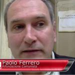 Paolo Ferrero - Rifondazione Comunista - Sinistra Europea