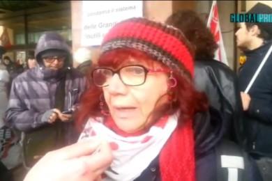8 marzo Nicoletta Dosio NO TAV