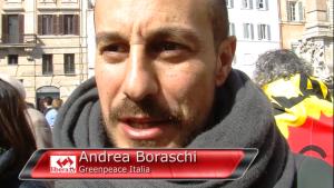 Andrea Boraschi- GreenPeace