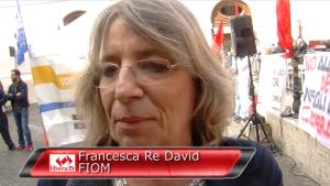 Francesca Re David - FIOM