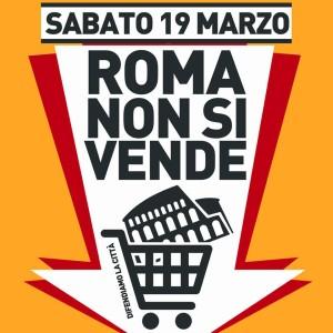 Roma non si vende Banner 300x300
