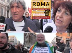 Roma non si vende