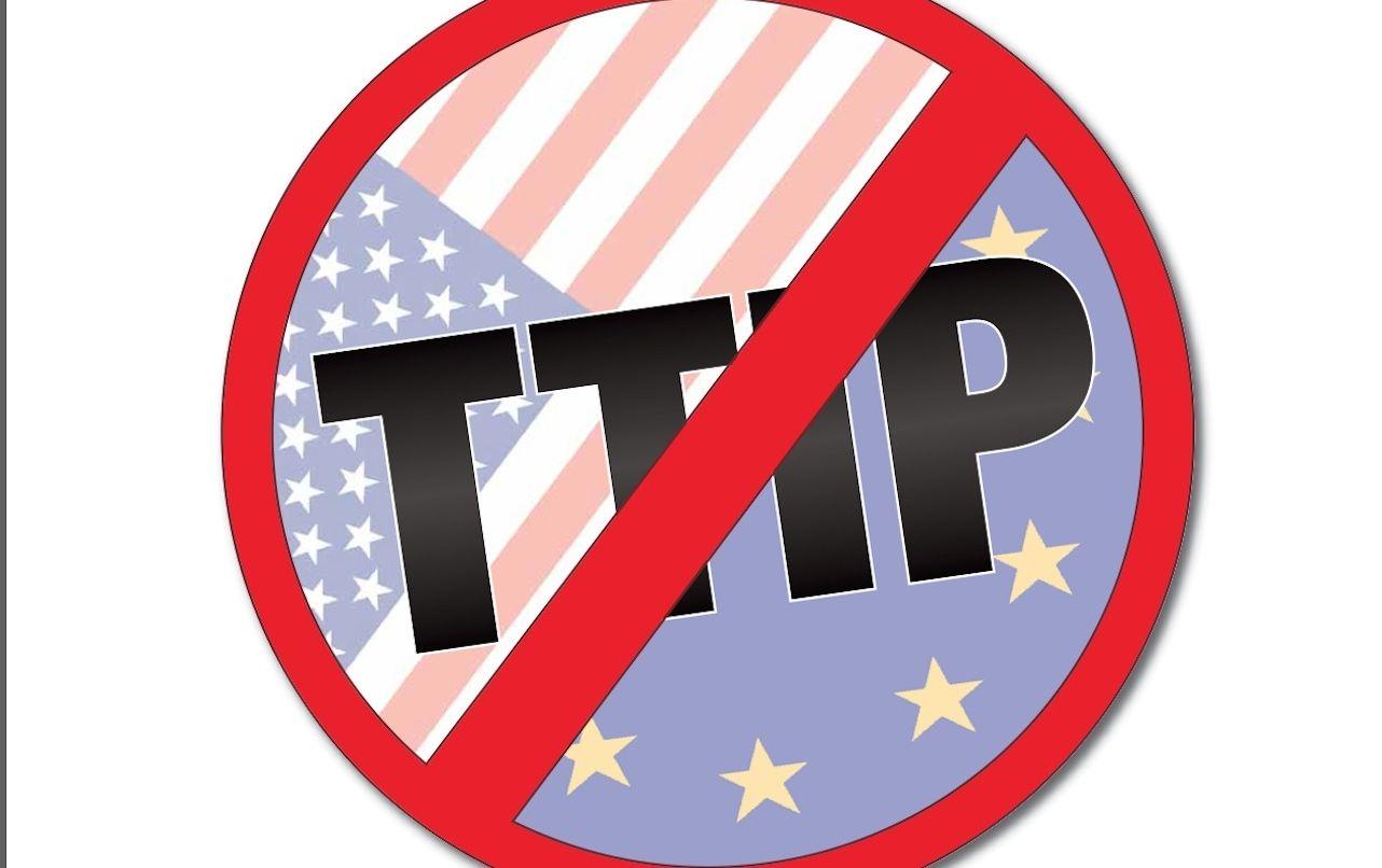 Contro il TTIP, essere protagonisti di una opposta visione della realtà.