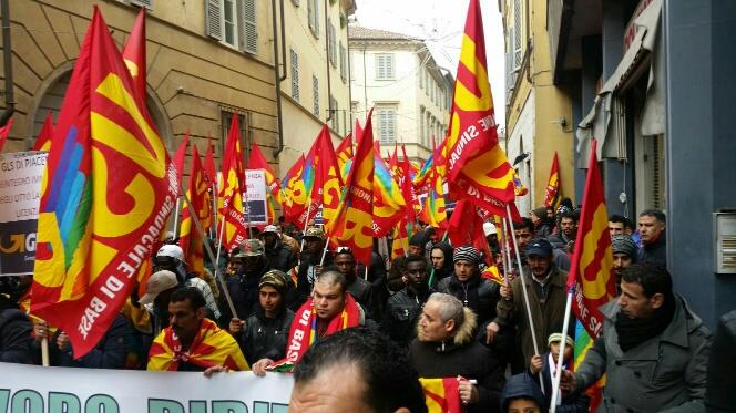 1 Maggio a Piacenza: insieme a chi lotta!