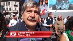 Giorgio Ortolani Filcams CGIL