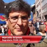 Marcello Scipioni FIOM