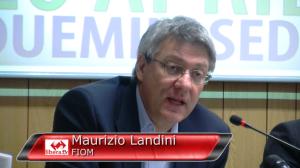 Maurizio Landini - FIOM